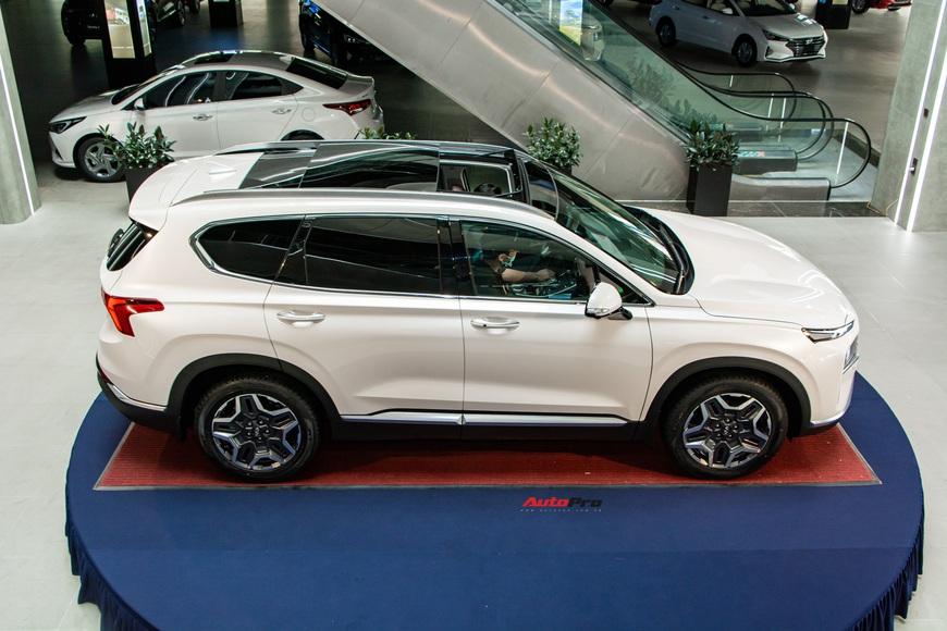 Diện kiến Hyundai Santa Fe 2021 vừa ra mắt: Đẹp, đắt giá và sẽ đắt hàng - Ảnh 3.
