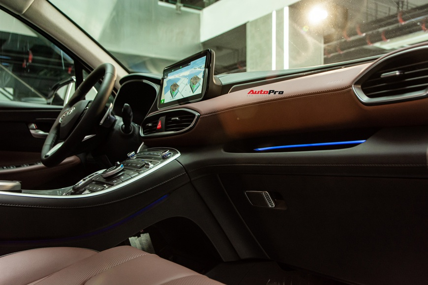 Diện kiến Hyundai Santa Fe 2021 vừa ra mắt: Đẹp, đắt giá và sẽ đắt hàng - Ảnh 12.