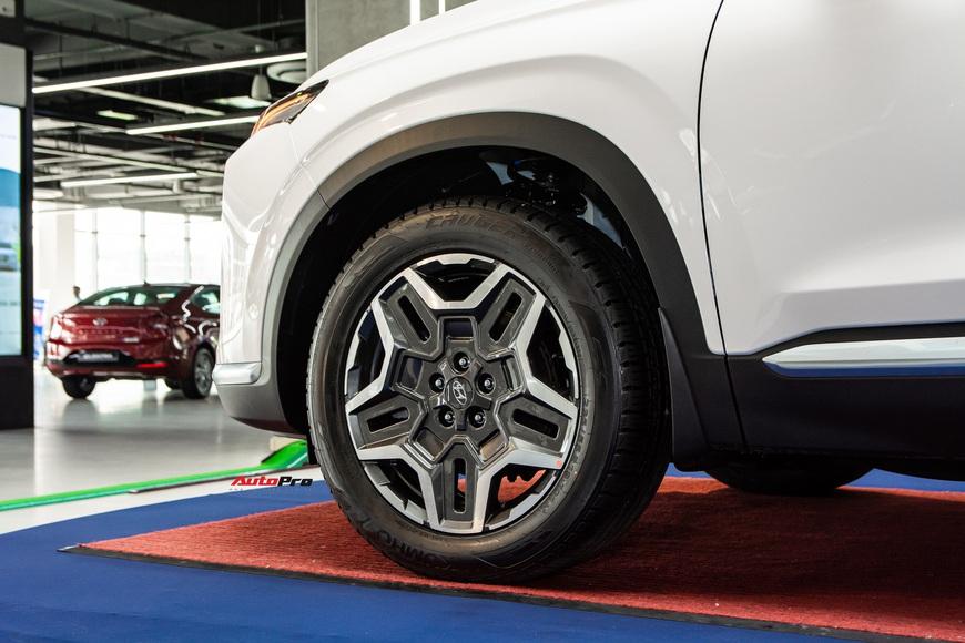 Diện kiến Hyundai Santa Fe 2021 vừa ra mắt: Đẹp, đắt giá và sẽ đắt hàng - Ảnh 5.