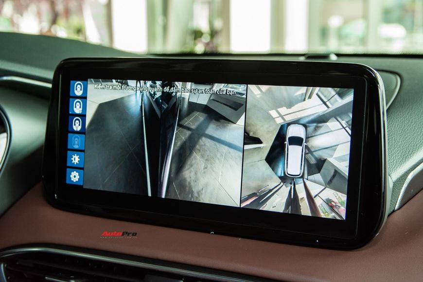 Diện kiến Hyundai Santa Fe 2021 vừa ra mắt: Đẹp, đắt giá và sẽ đắt hàng - Ảnh 9.