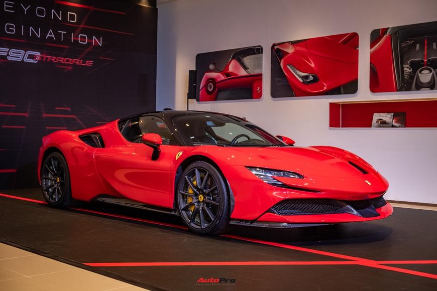 Ferrari SF90 Stradale chính hãng đầu tiên về Việt Nam: Giá trên 30 tỷ đồng, không phải xe của Cường Đô La - Ảnh 3.