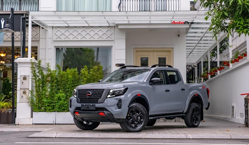 Nissan Navara 2021