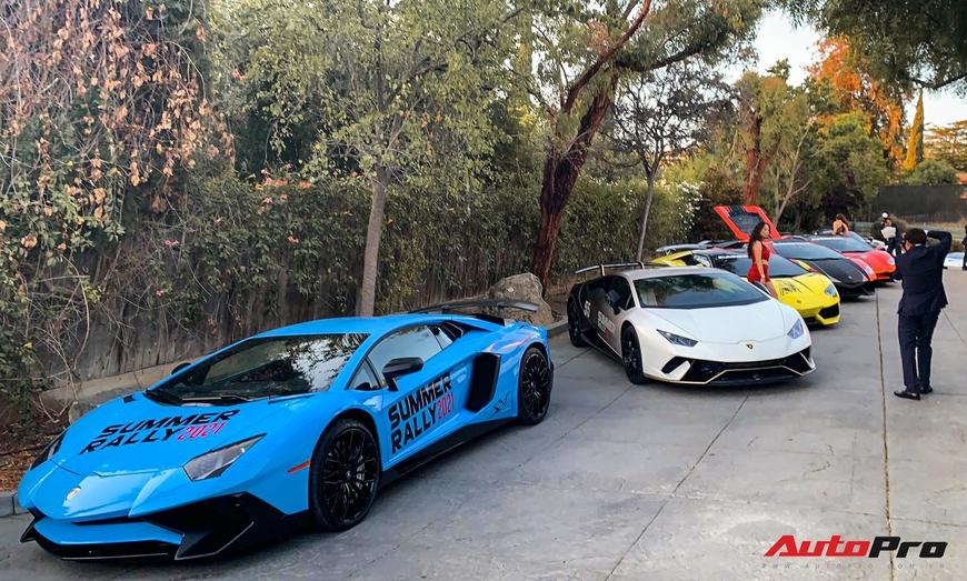 Soi giá dàn siêu xe 200 tỷ đồng tại Summer Rally: Lamborghini áp đảo, xe của thành viên Gia Lai Team mạnh nhất - Ảnh 8.
