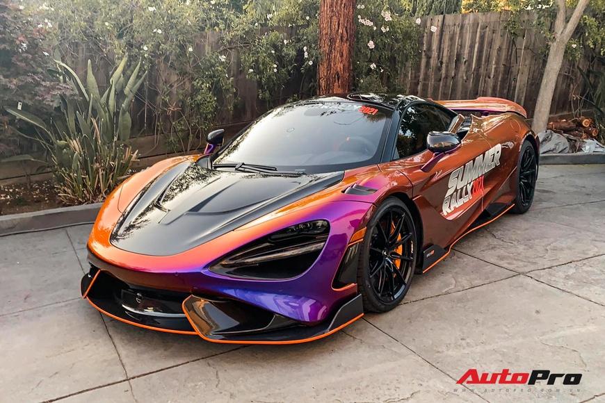 Soi giá dàn siêu xe 200 tỷ đồng tại Summer Rally: Lamborghini áp đảo, xe của thành viên Gia Lai Team mạnh nhất - Ảnh 12.