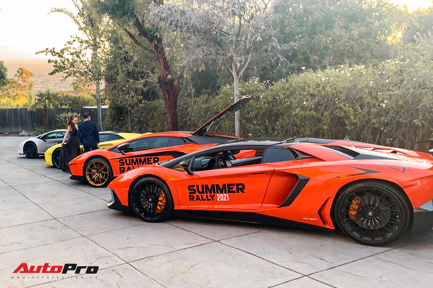 Soi giá dàn siêu xe 200 tỷ đồng tại Summer Rally: Lamborghini áp đảo, xe của thành viên Gia Lai Team mạnh nhất - Ảnh 6.