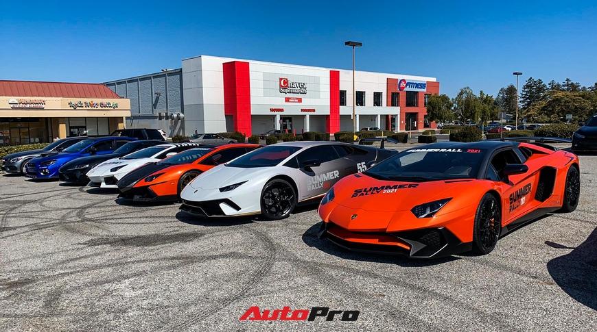 Soi giá dàn siêu xe 200 tỷ đồng tại Summer Rally: Lamborghini áp đảo, xe của thành viên Gia Lai Team mạnh nhất - Ảnh 14.