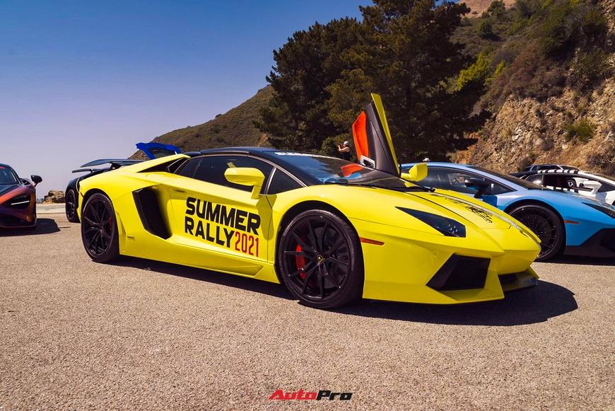 Summer Rally ngày 2: Đoàn siêu xe nhẹ nhàng vượt chặng đường 210 km - Ảnh 6.