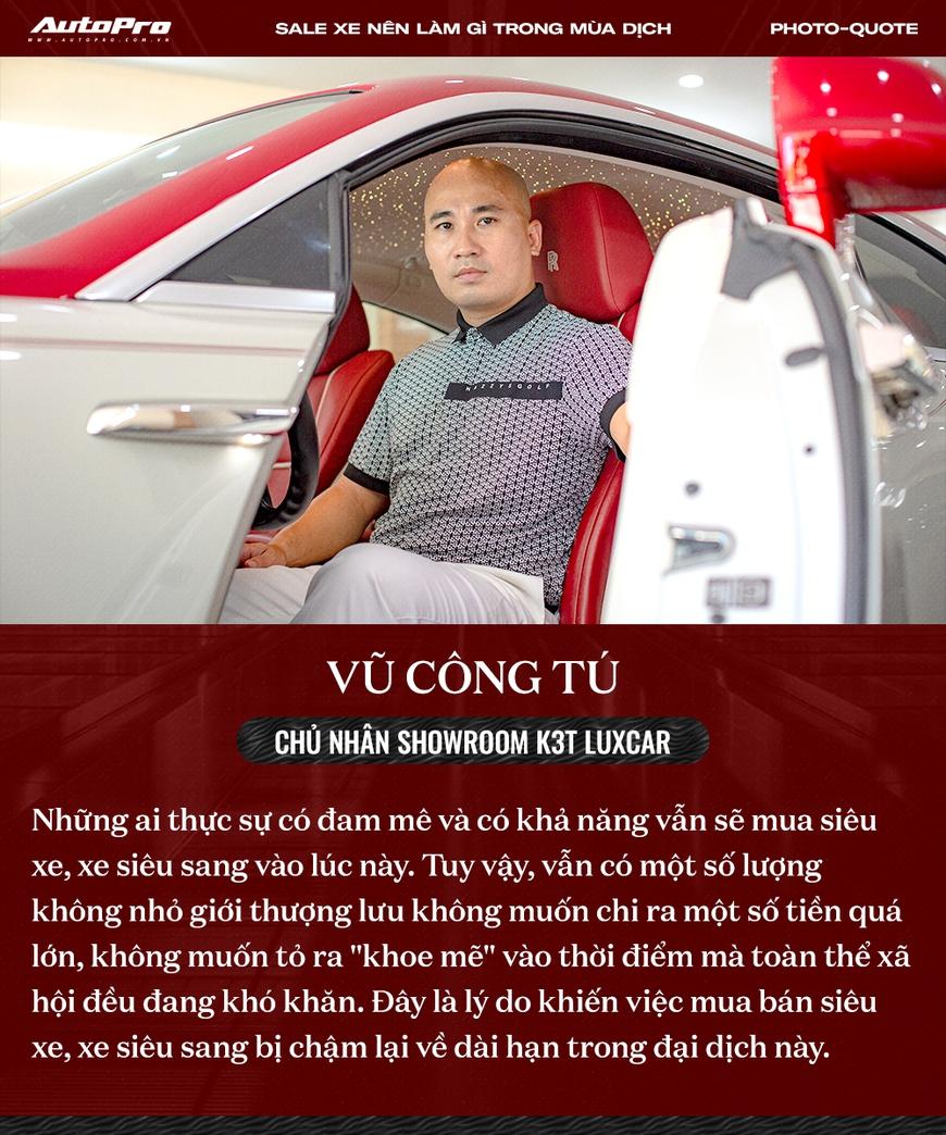 Các sếp showroom xe lớn tại Hà Nội: Thận trọng khi ôm hàng, giảm giá, hãy cho khách hàng thông tin hữu ích để bung lụa khi hết giãn cách - Ảnh 6.