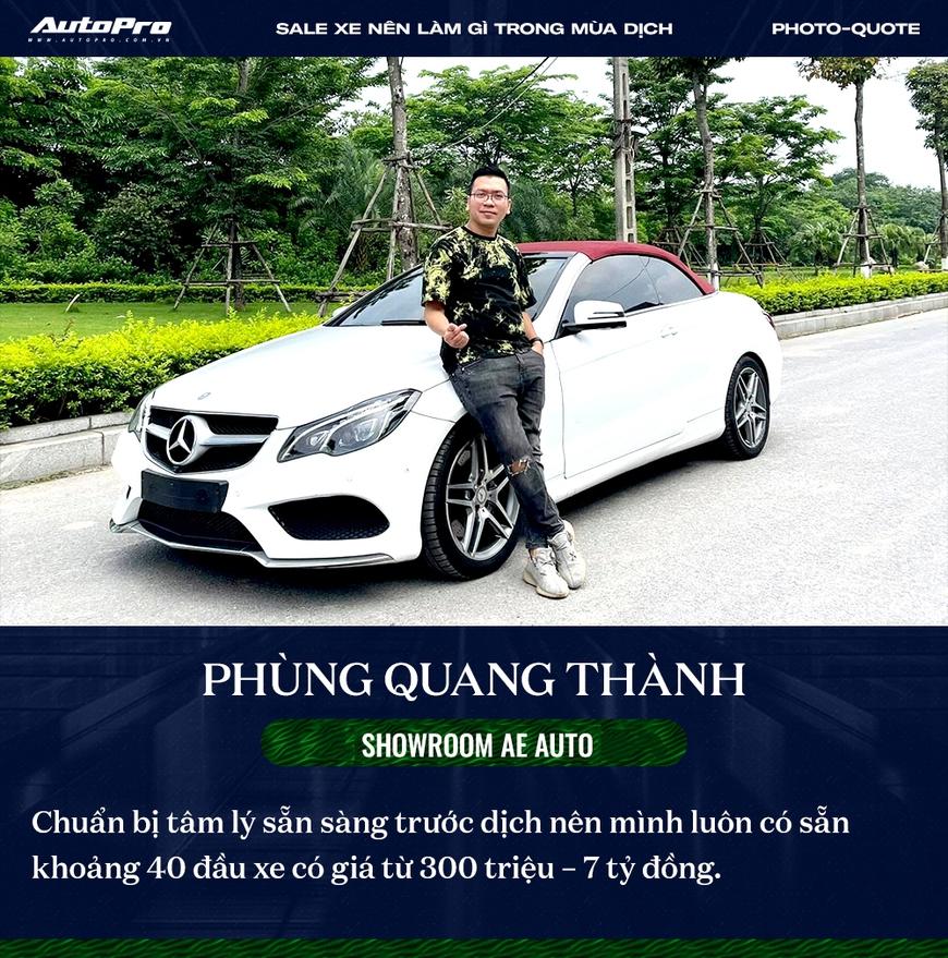 Các sếp showroom xe lớn tại Hà Nội: Thận trọng khi ôm hàng, giảm giá, hãy cho khách hàng thông tin hữu ích để bung lụa khi hết giãn cách - Ảnh 7.