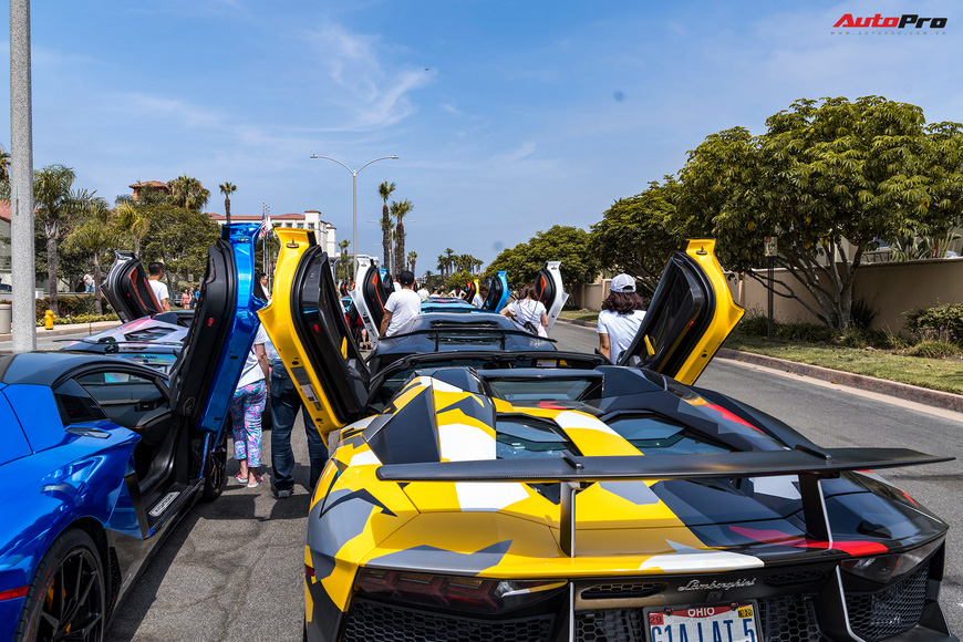 Hành trình Summer Rally bẻ lái vào phút cuối, kéo dài hành trình thêm một tuần, còn 8 siêu xe tham gia - Ảnh 6.