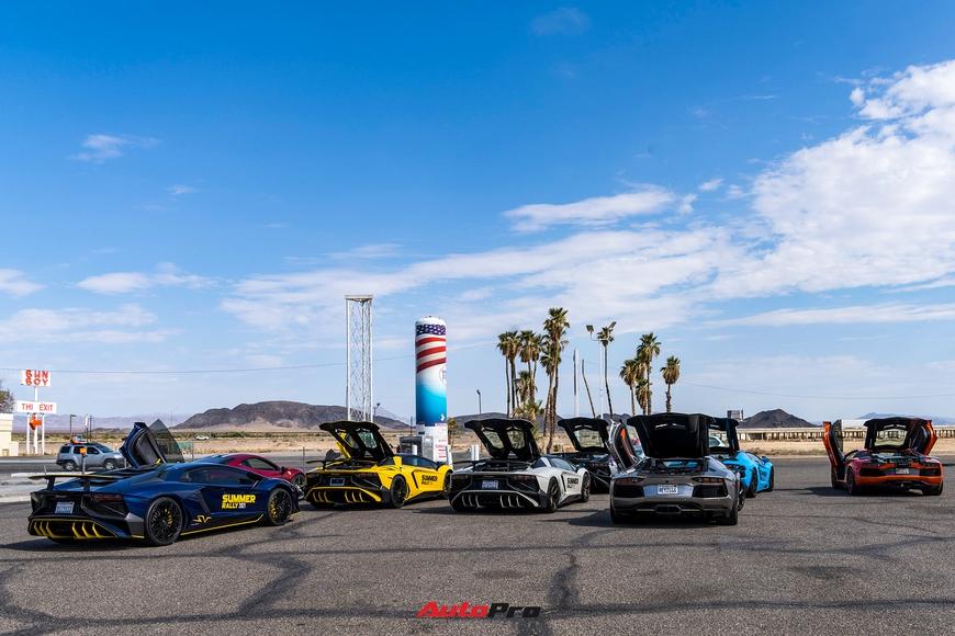 Hành trình Summer Rally bẻ lái vào phút cuối, kéo dài hành trình thêm một tuần, còn 8 siêu xe tham gia - Ảnh 10.