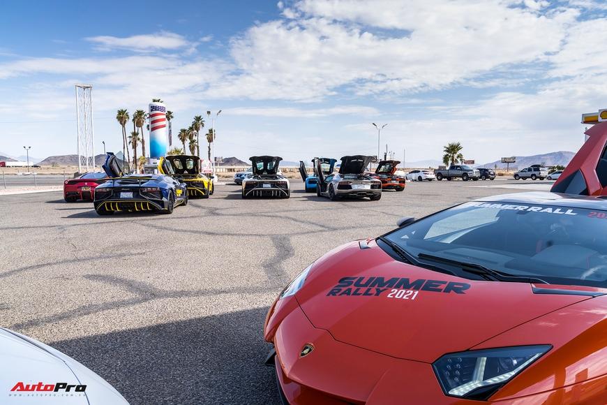 Hành trình Summer Rally bẻ lái vào phút cuối, kéo dài hành trình thêm một tuần, còn 8 siêu xe tham gia - Ảnh 19.