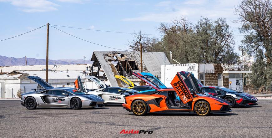 Hành trình Summer Rally bẻ lái vào phút cuối, kéo dài hành trình thêm một tuần, còn 8 siêu xe tham gia - Ảnh 18.