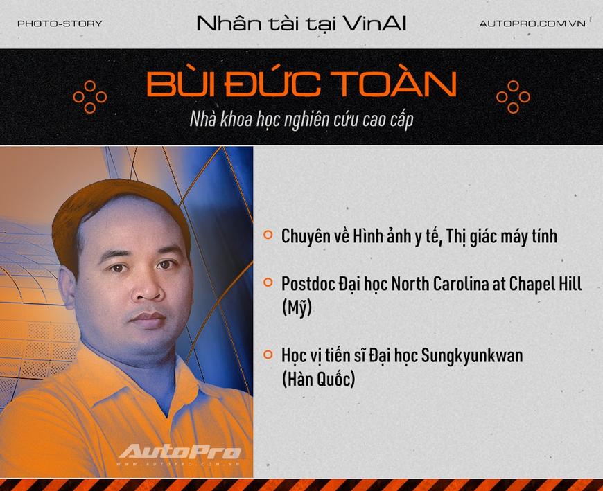 Dàn profile khủng tại VinAI - Những nhân tài đang đưa VinFast cạnh tranh sòng phẳng với Tesla - Ảnh 6.