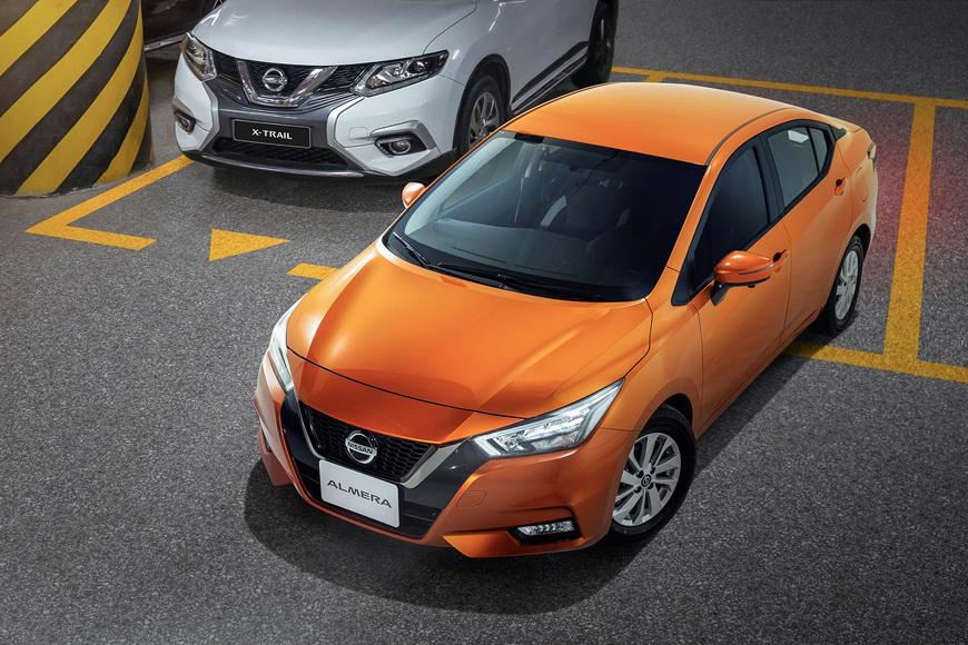 Tăng giá gần 100 triệu đồng, Nissan Almera 2021 khác gì Sunny ế ẩm: Cả chục điểm mới nhưng có vài tiện nghi cải lùi - Ảnh 1.