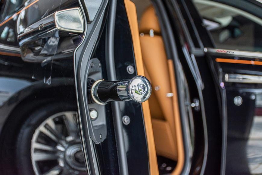 Trải nghiệm nhanh Rolls-Royce Ghost 2021 giá hơn 40 tỷ đồng tại Việt Nam: Có nhiều điểm hay không phải ai cũng biết - Ảnh 15.