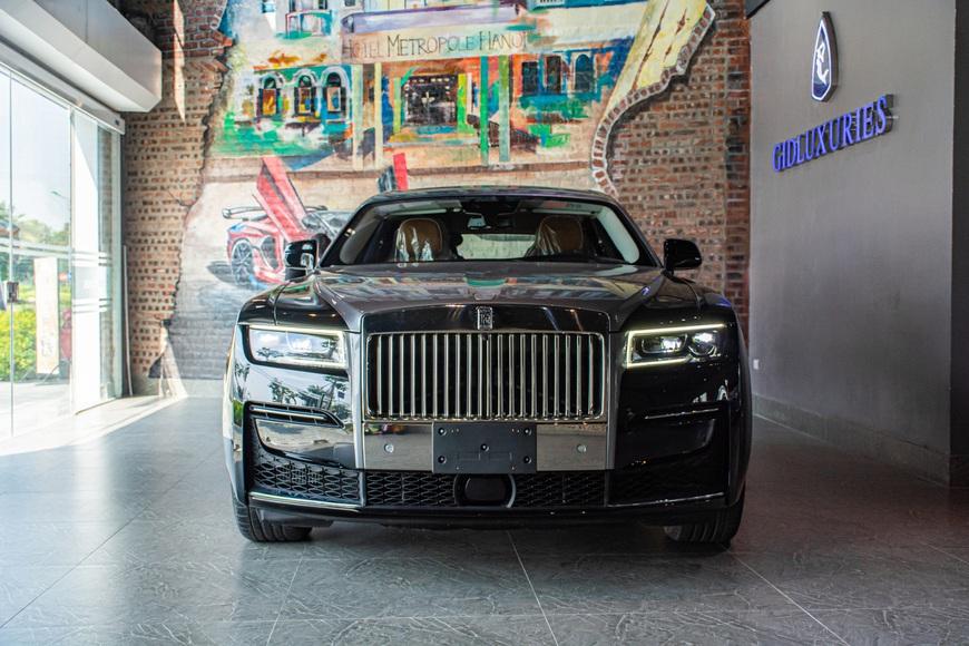 Trải nghiệm nhanh Rolls-Royce Ghost 2021 giá hơn 40 tỷ đồng tại Việt Nam: Có nhiều điểm hay không phải ai cũng biết - Ảnh 3.