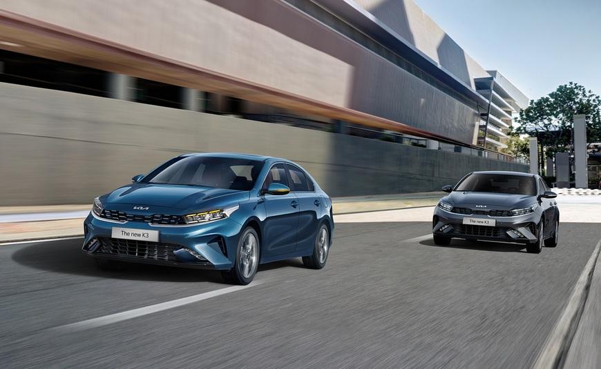 Chênh 100 triệu đồng, đây là khác biệt 3 bản Kia K3 2022 vừa ra mắt: Bản giữa tiết kiệm 30 triệu đồng, Premium nhiều option xịn xò - Ảnh 8.