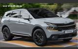 Xem trước Kia Sportage thế hệ mới: Ngầu hơn cả Sorento, dễ trở thành bom tấn gây áp lực cho Hyundai Tucson