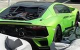 Siêu xe kế nhiệm Lamborghini Aventador lộ diện hoàn chỉnh lần đầu tiên
