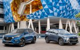 So kè an toàn Toyota Corolla Cross với Hyundai Tucson: Tân binh 'ngáng đường' ngôi sao đang lên