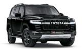 Chi tiết Toyota Land Cruiser GR-S 2022 vừa ra mắt: Đẹp đúng chất ông trùm, dễ thành ý tưởng độ cho thợ Việt