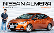 Đánh giá Nissan Almera 2021 - Sedan B 'tham lam' để tỉa khách của Vios, City, Accent