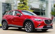 Top SUV đời 2021-2022 an toàn: Loạt xe Mazda bán tại Việt Nam 'thống trị' phân khúc cỡ nhỏ