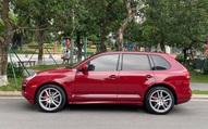 Không đủ kinh tế 'nuôi' xe, đại gia bán Porsche Cayenne GTS giá 1,1 tỷ dù đã tốn 700 triệu để 'dọn' lại như mới