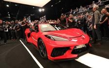 Chevrolet Corvette 001 bán được giá siêu tưởng
