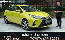Đánh giá nhanh Toyota Yaris 2020: Ít thay đổi nhưng mãi là 'nàng hậu' không đối thủ
