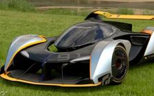 'Quái thú' McLaren Sabre/BC-03 lộ diện