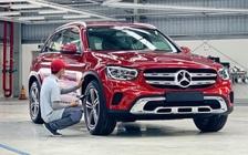 Ra mắt Mercedes-Benz GLC 2020 tại Việt Nam: Giá từ 1,75 tỷ, thấp hơn BMW X3 gần 800 triệu đồng