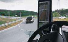 Mercedes-Benz bắt đầu thay gương truyền thống bằng camera