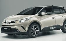 Toyota Yaris phiên bản SUV lộ ảnh đầu tiên, đấu Hyundai Kona bằng trang bị hiếm gặp trong phân khúc