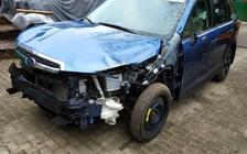 Ngạc nhiên với Subaru Forester 'mất đầu' hồi sinh trong 8 ngày