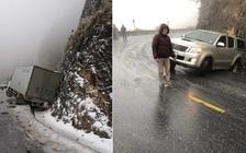 Kinh nghiệm chia sẻ dành cho lái xe đi Tây Bắc khi đường đóng băng