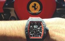 Cú bắt tay của những người siêu giàu: Siêu xe Ferrari hợp tác với siêu đồng hồ Richard Mille