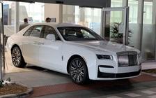 Rolls-Royce Ghost 2021 nhập tư chào đại gia Việt với giá 45 tỷ đồng ngang ngửa Phantom chính hãng