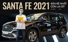 Hyundai Santa Fe 2021 bản rẻ nhất sẽ chỉ có option thế này: Cắt nhiều nhưng tiết kiệm hơn 300 triệu