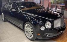 Sau 4 năm, Bentley Mulsanne Speed bán lại 'rẻ' ngang Mercedes-Maybach S 450