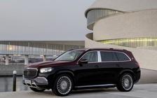 Mercedes-Maybach GLS 600 chính hãng mở bán tại Việt Nam: Giá từ 11,5 tỷ đồng