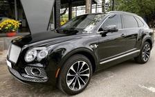 Sau 5 năm, 'xe chủ tịch' Bentley Bentayga bán lại 'chỉ' 12 tỷ đồng, ngang giá Mercedes-Maybach GLS 600 chính hãng