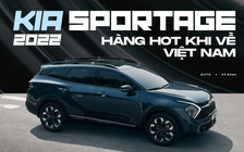 Bóc tách Kia Sportage 2022: Dễ khiến CR-V, CX-5 chao đảo nếu THACO mang về Việt Nam