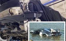 Sau 11 năm lưu lạc, Bugatti Veyron đâm xuống hồ nước mặn năm 2009 chuẩn bị được hồi sinh