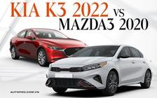 So kè Kia K3 và Mazda3 tại Việt Nam: Hơn thua từng trang bị tiện nghi nhưng giá và công nghệ an toàn vẫn còn khoảng cách lớn