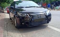 Sedan Zotye độ kiểu Toyota Camry rao bán chưa tới 300 triệu, chủ xe cam kết: 'Siêu tiết kiệm nhiên liệu'