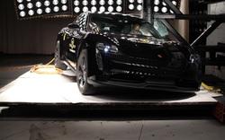 Porsche Taycan sắp về Việt Nam đạt 5 sao an toàn của EURO NCAP
