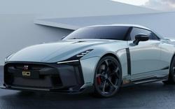 Không chỉ trang bị, giới siêu giàu còn có thể tuỳ biến thông số của Nissan GT-R50