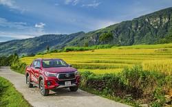 """Khám phá Y Tý mùa vàng cùng """"bạn đồng hành"""" Toyota Hilux"""
